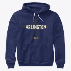 Arlington Mustang Hoodie